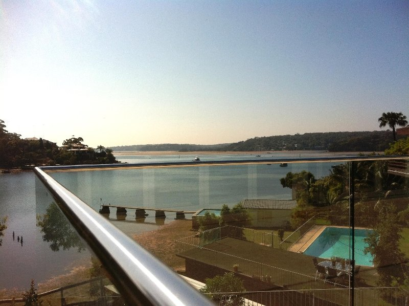 Glass Fencing Northern Beaches