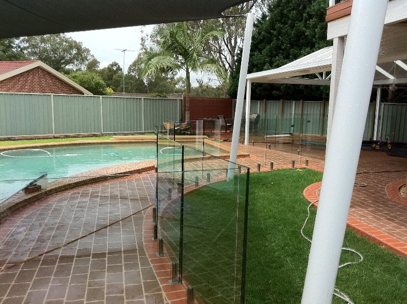 Glass Fencing Mosman Sydney