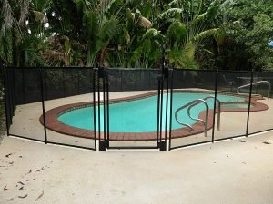 DIY Kit Pool Fencing