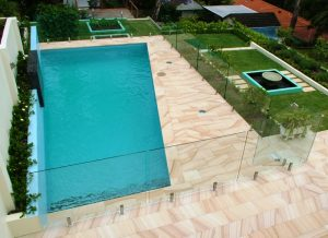 Glass Pool Fencing Mosman