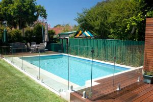 Glass Pool Fencing Tamarama